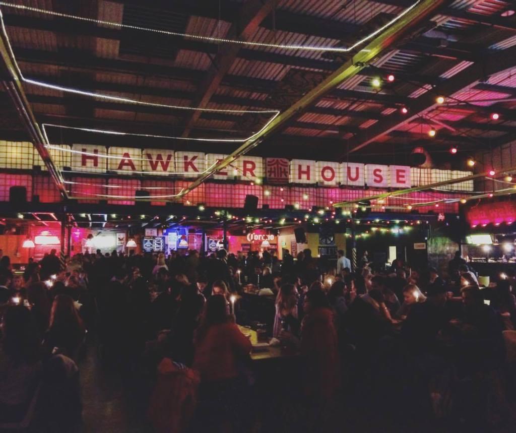 Street Feast Hawker House | Canada Water's night time street food market