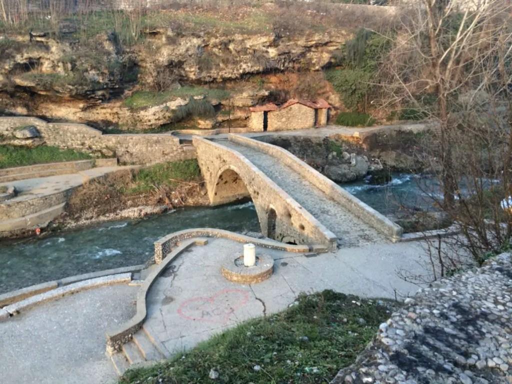 Visiting Montenegro in Winter - Ribnica River, Podgorica