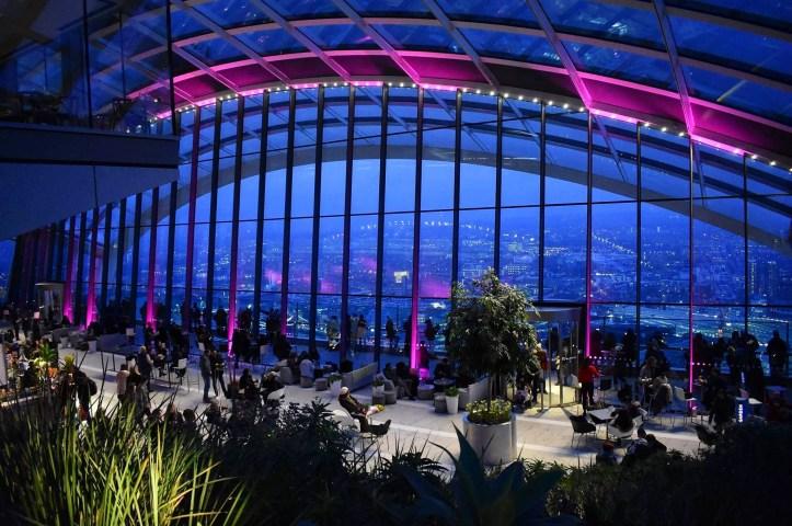 The Sky Garden, London