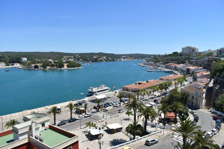 Minorca Spain, Mahon Harbour