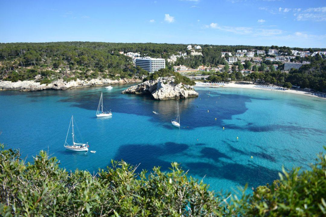 Menorca Spain, Beach
