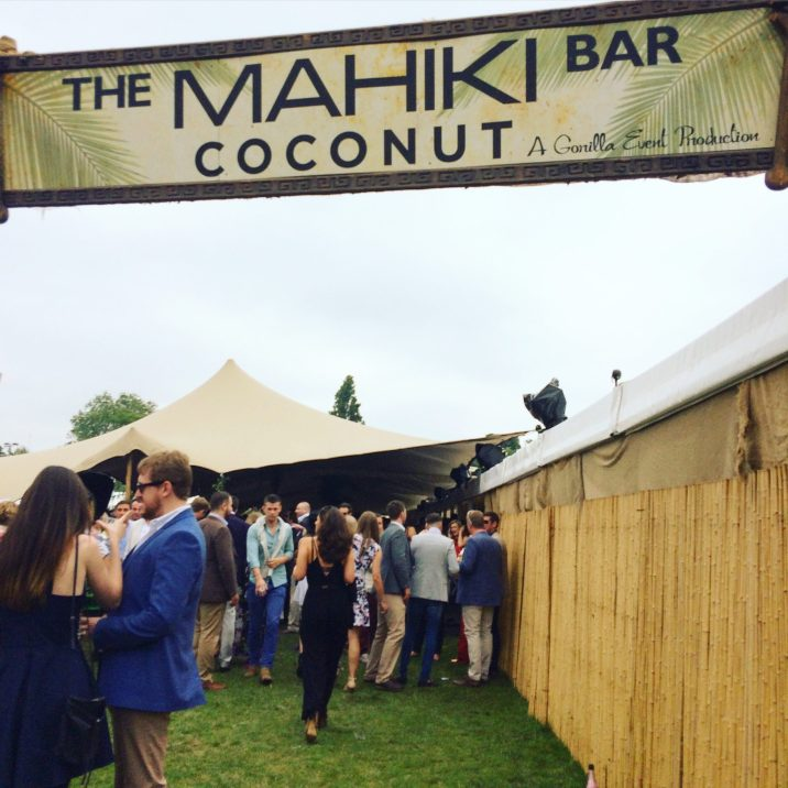 Mahiki Bar at Chesterton's Polo in the Park