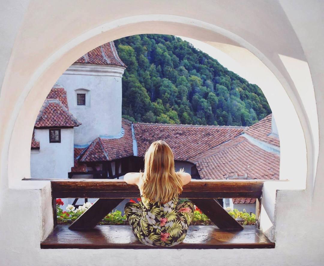 Romanian Road Trip, Bran Castle