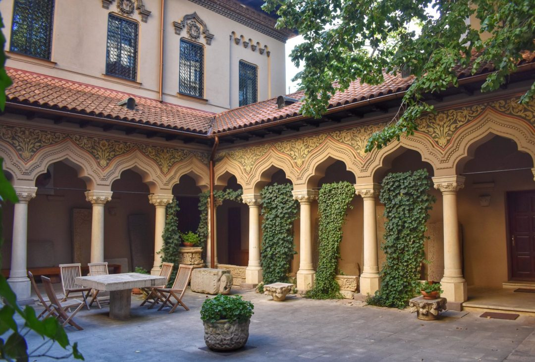 Romanian Road Trip, Stravropoleos Monastery Bucharest