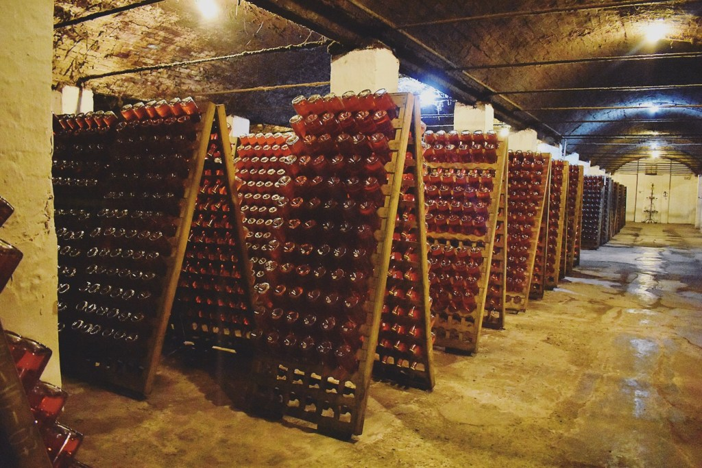 Romanian Road Trip, Rhein Wine Cellars Azuga