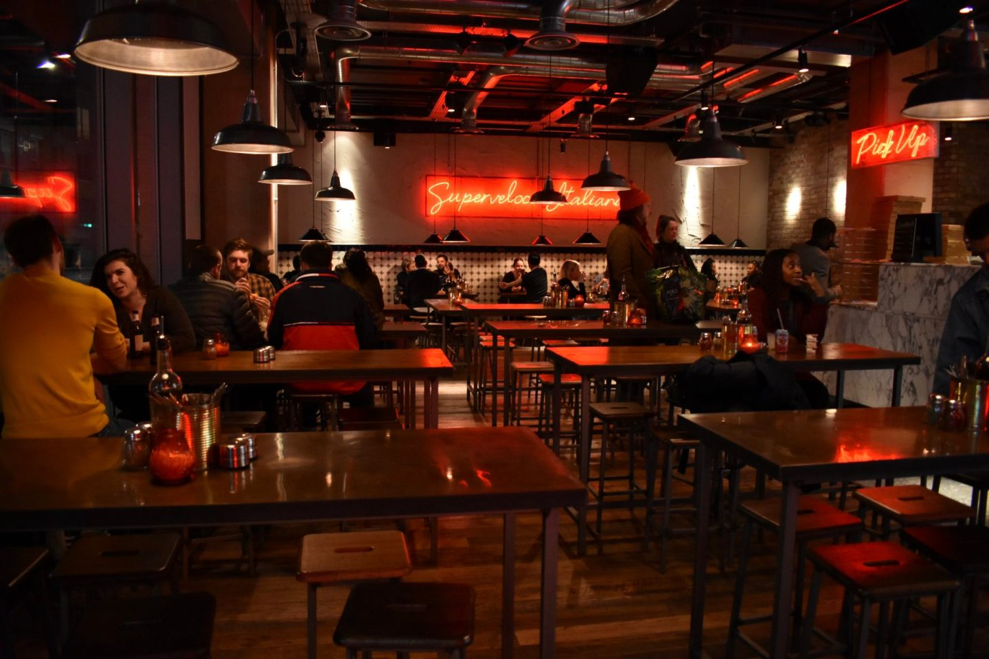 Pizza Union | Central London's Best Pizza on a Budget