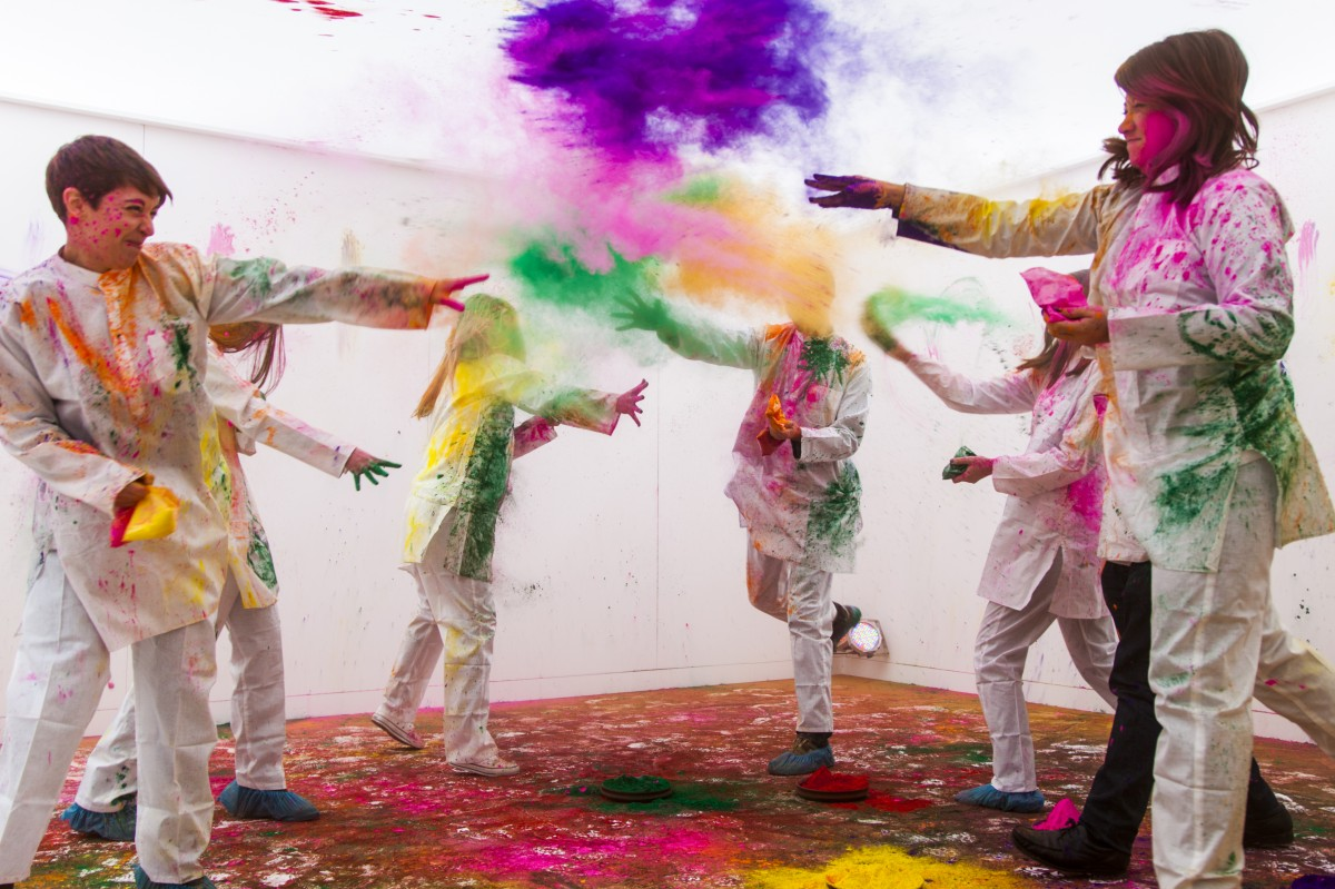 House of Holi at Cinnamon Kitchen