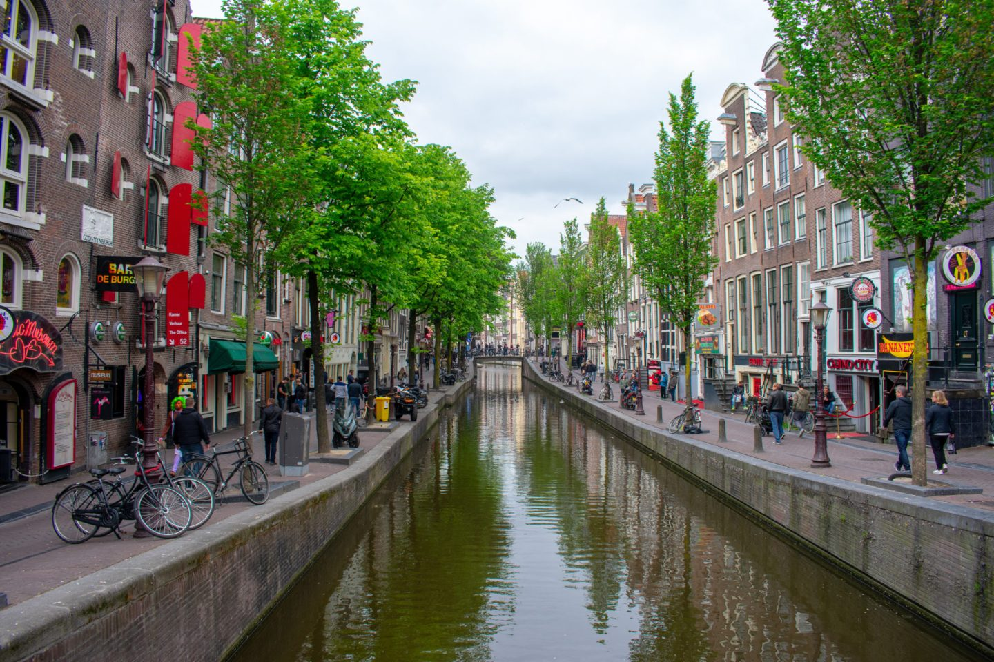 Exploring Amsterdam like a local