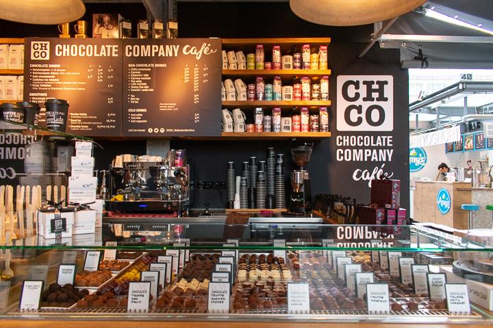 The Chocolate Company, Markthal, Rotterdam