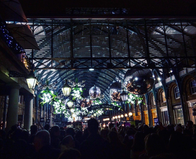 Covent Garden Market London