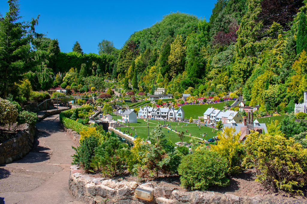 Dog Friendly Days Out in Devon Babbacombe Model Village