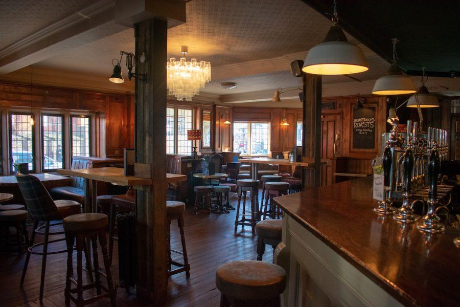 Gatehouse Pub Highgate Inside