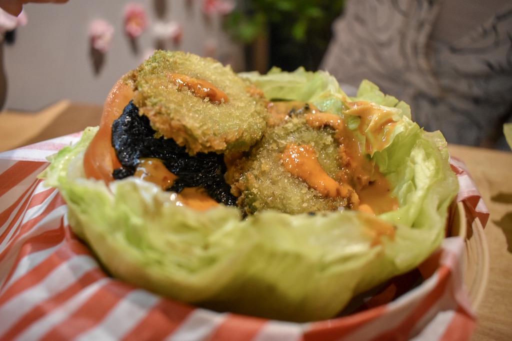 Yen Burger Borough