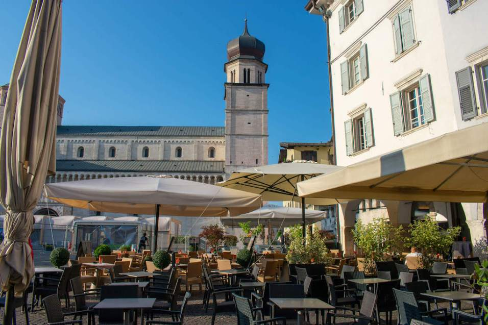 Trento Trentino Restaurant