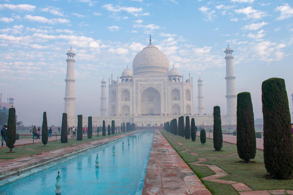 Places to visit in North India, Agra - Taj Mahal