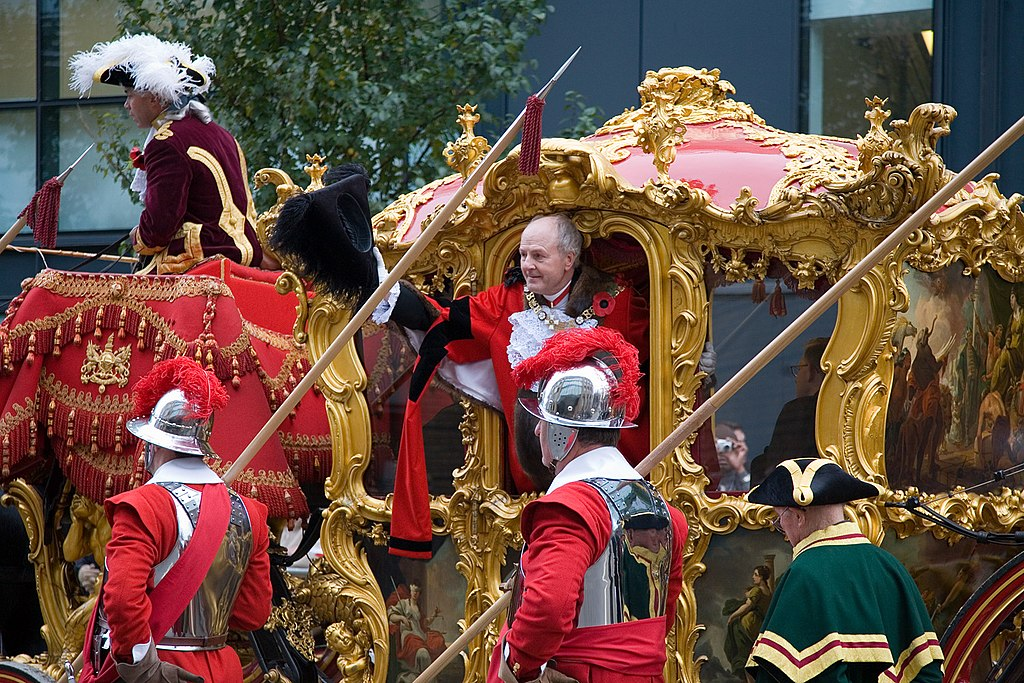 Lord Mayors Show London