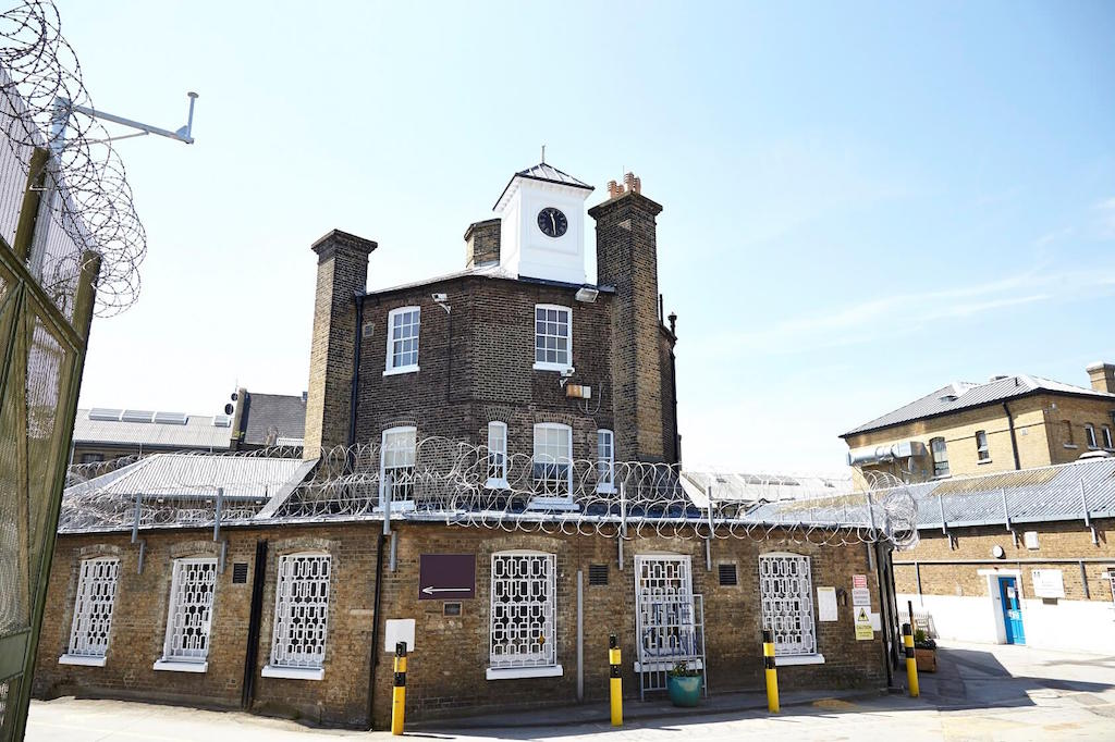 The Clink Restaurant at HMP Brixton