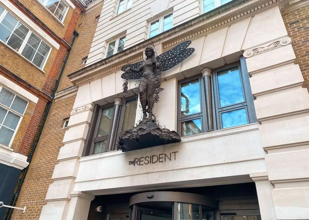 The Resident Soho, where to stay in Soho London