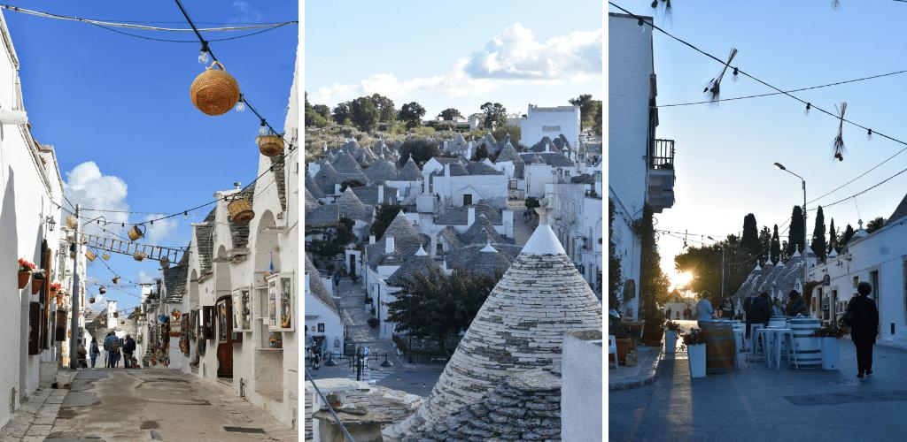 Trulli in Alberobello guide