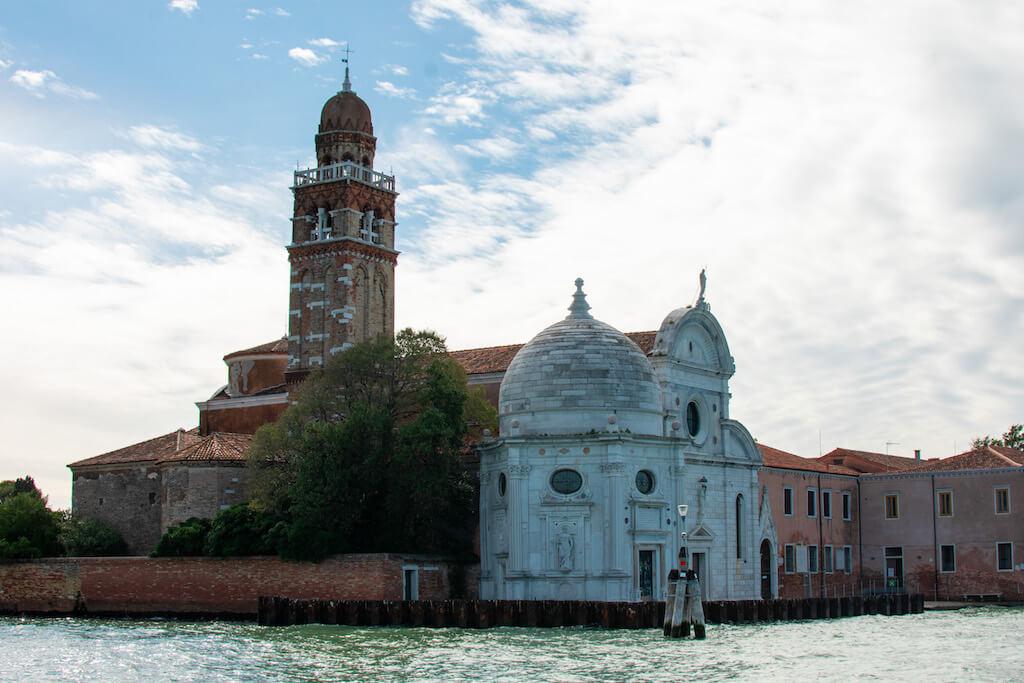 Isola di San Michele in Venice Italy