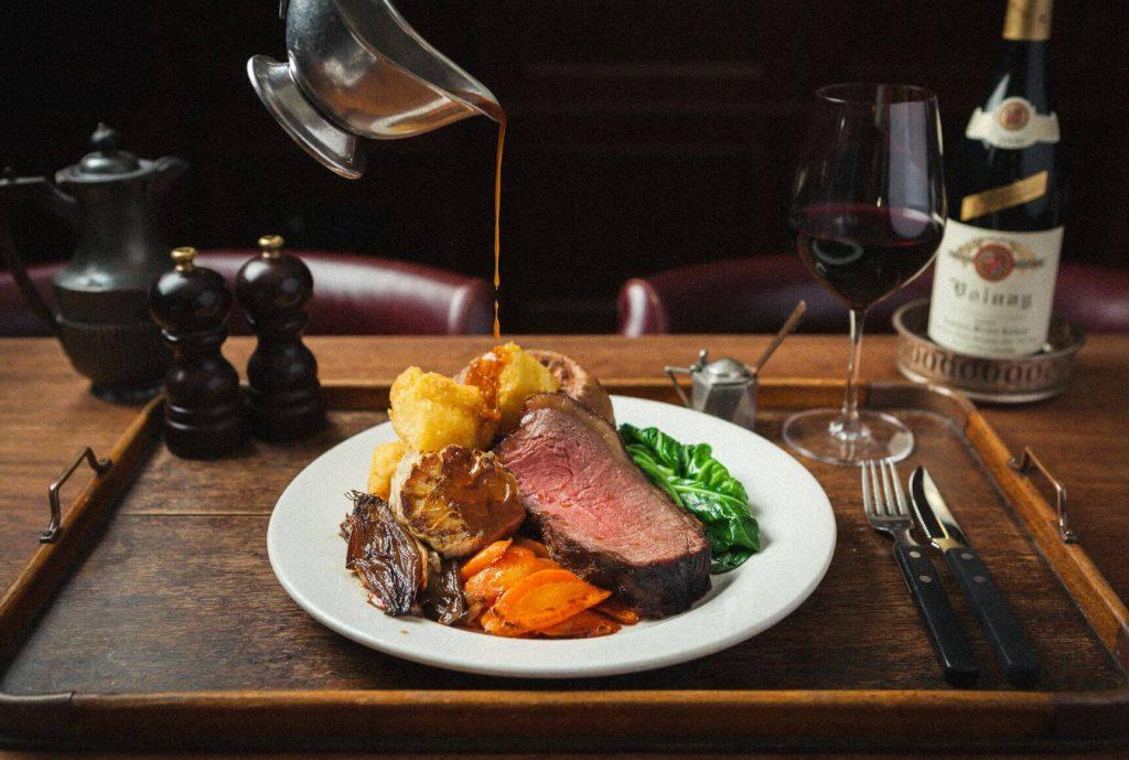 Best roast dinner in London