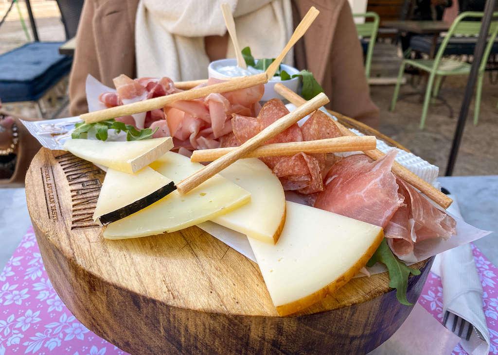 Antipasto Vini & Panini restaurant in Monopoli