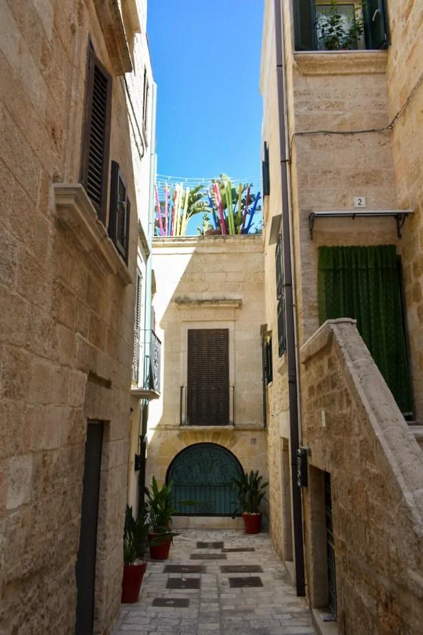 Polignano Old Town Puglia