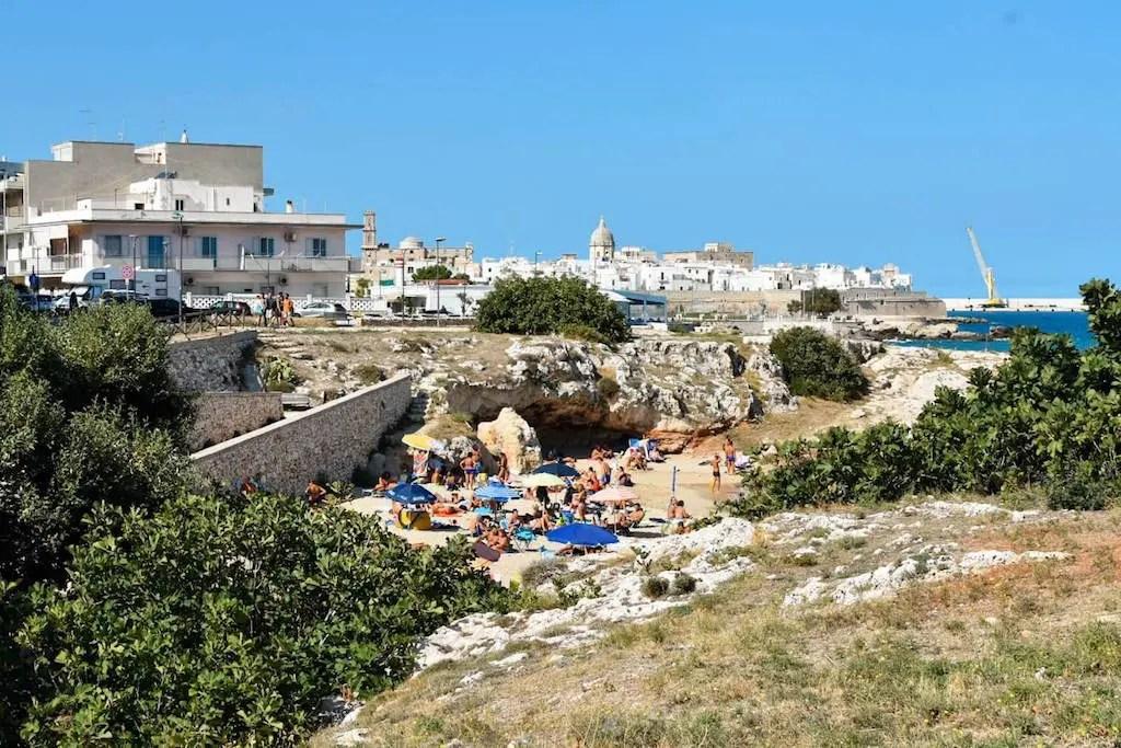 Porto Rosso Beach Monopoli