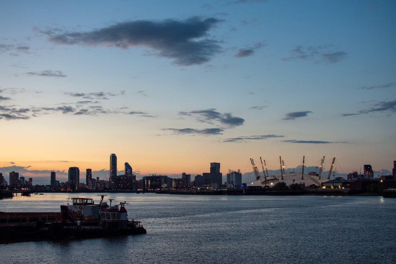 Greenwich at Night