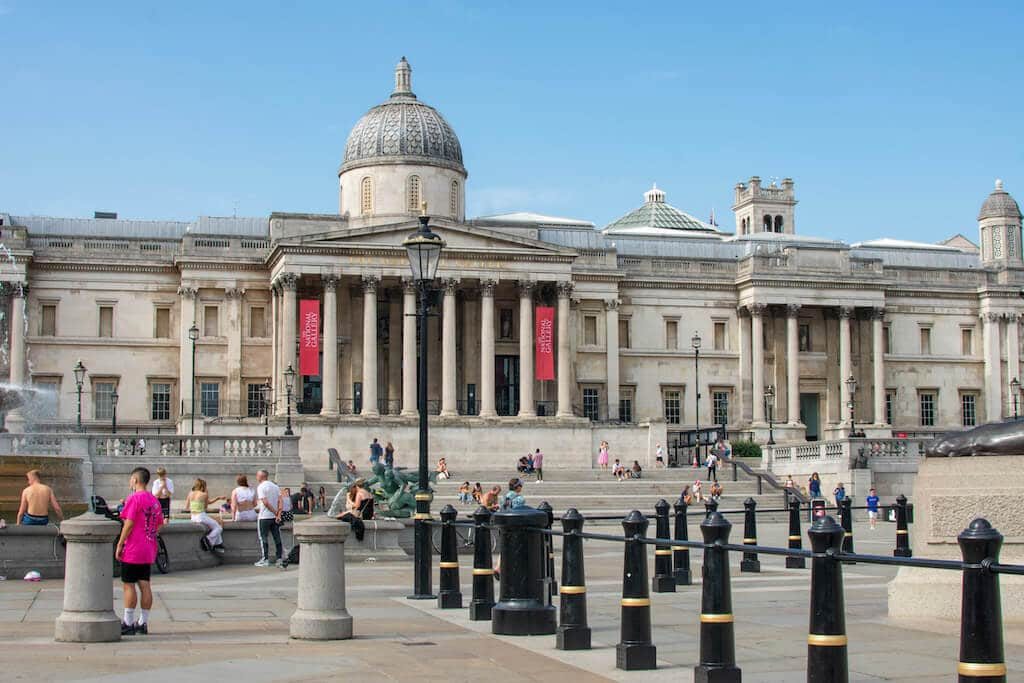 Trafalgar Square London Neighbourhoods
