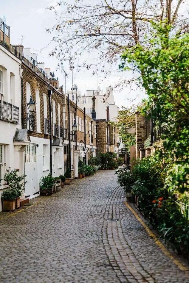 Kensington self guided London walk