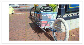 one wheeled bike trailer