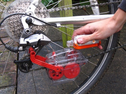 how to clean your bike chain youtube