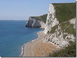 Bats Head, Durdle Door, Dorset Heritage Coast by iknow-UK