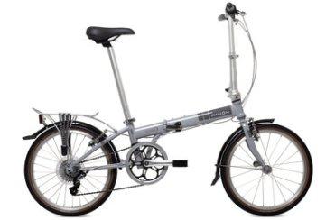 Dahon Speed D7 folding bike