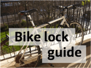 bike lock guide