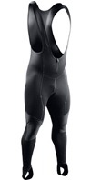 Bib tights part of winter cycling gear