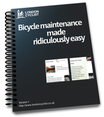 Right click and choose save link as to download the bicycle maintenance made ridiculously easy eBook