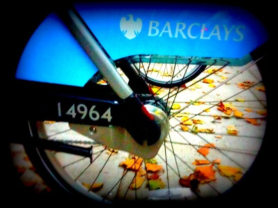 Cycle Hire Bike 14964
