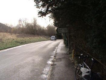 Box hill sign