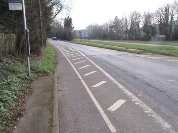 segregated-lane