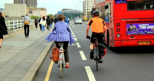 Staying safe on your bike