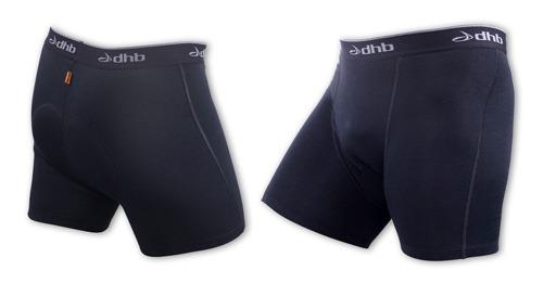 DHB Pro padded undershorts product shot against white background