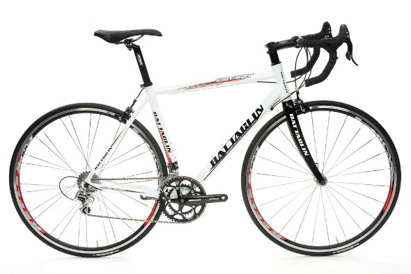Bataglin start 2011 road bike