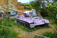Mandela Way Tank