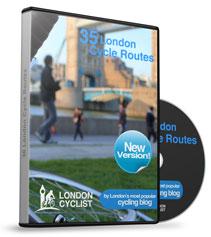 Click to download the 35 London Cycle Routes eBook