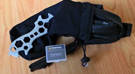 Emergency repair kit for punctures