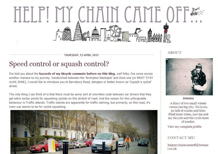 Help My Chain Blog