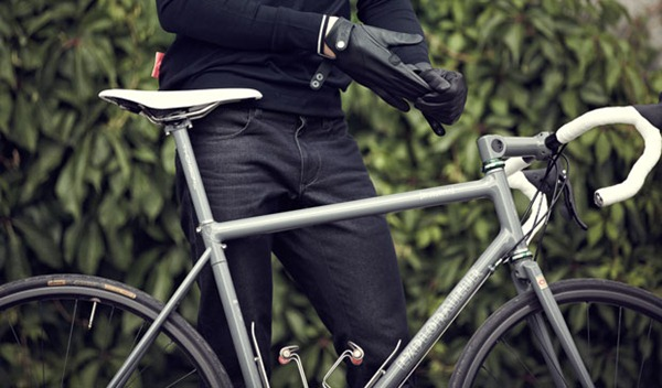 Rapha jeans for cycling
