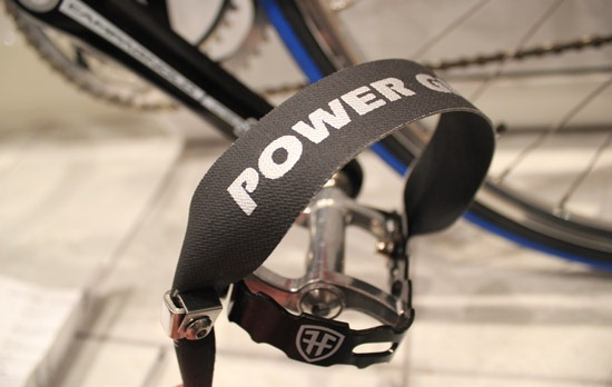 Power Grips on the Foffa Bike